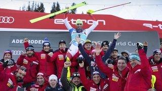 Ski alpin: la Suisse devant le frère ennemi autrichien? Historique!