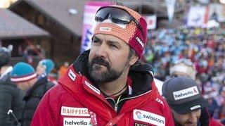 Les stars suisses du slalom voudraient un site d'entraînement fixe en Valais