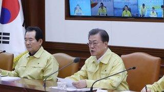 Coronavirus: la Corée du Sud annonce 161 nouvelles contaminations et deux décès