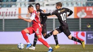 Super League: le FC Sion obtient un point à Lugano