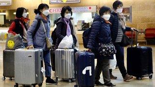 Coronavirus: la contamination s'accélère à travers la planète, sept morts en Italie