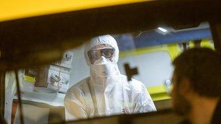 Coronavirus: un cas de contamination confirmé à Genève, le deuxième en Suisse