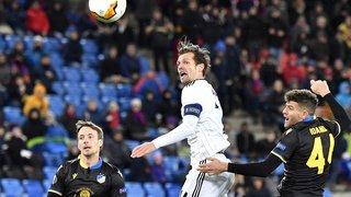 Football - Europa League: Bâle se qualifie sans trembler