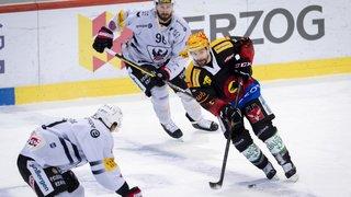 Hockey - National League: Fribourg et Lausanne en play-off