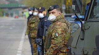 Coronavirus: confinement prolongé au moins jusqu'à Pâques en Italie