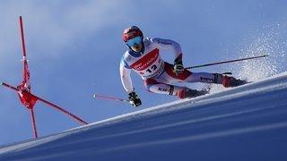 La Coupe du monde de ski alpin poursuit son activité