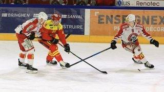 Hockey: Sierre ne calcule pas