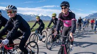 Le cyclisme valaisan cherche toujours ses héroïnes