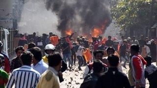 L'Inde endeuillée par  des violences antimusulmans