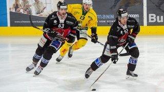 Hockey: Viège, très solide, marque son territoire
