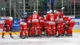 Hockey: il n'y aura pas de promus valaisans sur le tapis vert