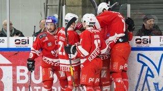 Hockey: le HCV Martigny ne jouera pas sa finale