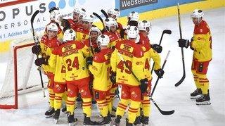 Hockey: les voyants sont au vert pour le HC Sierre