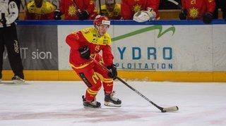 Hockey: le HC Sierre a un rôle d'arbitre à jouer pour la dernière place