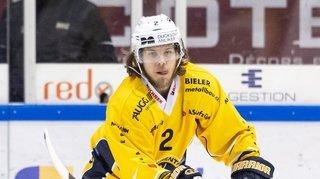Hockey: Mathieu Maret est entré dans l'histoire de la Swiss League