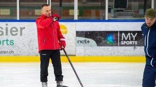Hockey: «J'ai très mal pour mes joueurs», commente Laurent Perroton, entraîneur du HCV Martigny