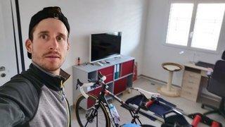 Le selfie de Sébastien Reichenbach (cyclisme): «Moi aussi, je souffre de courbatures après l'entraînement»