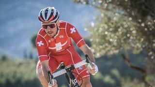 Cyclisme: «Je n'ai même pas eu peur…», sourit Sébastien Reichenbach