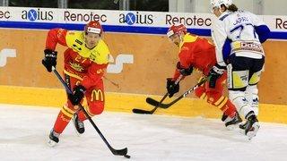 HC Sierre: Rémy Rimann a saisi sa chance face à Zoug Academy