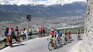 Tour de Romandie: le Valais n'est pas inquiet quant à une éventuelle annulation