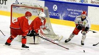 Hockey: Valais-Wallis Future peut rêver du titre mais pas de la promotion