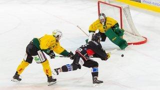 Hockey: Viège n'avait pas les clés de la banque à Thurgovie