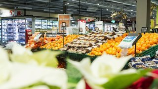 Février sans supermarché, quel impact sur la grande distribution en Valais?