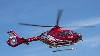 85 interventions héliportées en Valais durant le week-end pascal