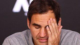Tennis: opéré au genou droit, Federer ne jouera pas jusqu'en juin