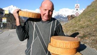 Une première distinction pour l'alpage de Balavaux