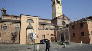 Coronavirus: onze villes en quarantaine en Italie, plus de 100 cas recensés dans le pays