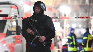 Allemagne: deux fusillades font neuf morts à Hanau, l'auteur présumé retrouvé mort