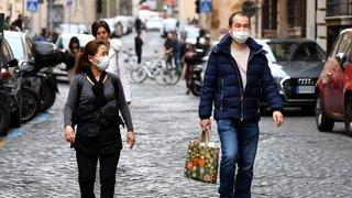 Coronavirus: la propagation se poursuit en Europe