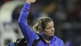 Tennis: l'ex-no 1 mondiale Kim Clijsters rate son come-back