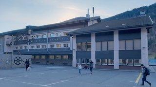 Coronavirus: à Val-d'Illiez comme ailleurs, les enfants sont venus chercher toutes leurs affaires scolaires