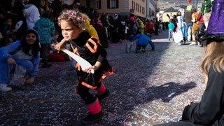 Le carnaval de Sion en images