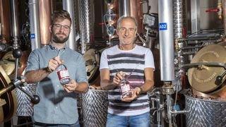 La distillerie Morand reprend les recettes élaborées par Hugo Pozzo di Borgo