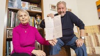 Ils se sont mariés un 29février: Gilbert et Monique ont 56 ans de mariage mais n'en ont fêté que quatorze