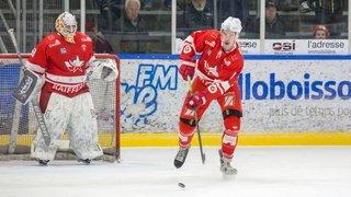 Hockey: le HCV Martigny ne connaît pas encore son adversaire en finale