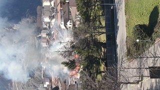 Important incendie à Martigny (2)