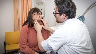 L'espoir au rendez-vous médical de Jenny Udriot