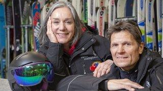 Deux Valaisans sur les lattes pour les Jeux mondiaux des transplantés