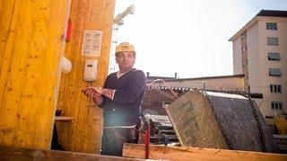 Coronavirus: selon constructionvalais, les mesures sanitaires sont respectées sur la plupart des chantiers