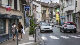 Coronavirus: les habitants de Saint-Gingolph autorisés à faire leurs courses côté français