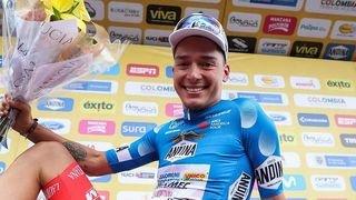 Cyclisme: «Les médias colombiens étaient plutôt surpris…», raconte Simon Pellaud