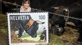 La Fédération d'élevage de la race d'Hérens lance son centième anniversaire à l'ombre du coronavirus