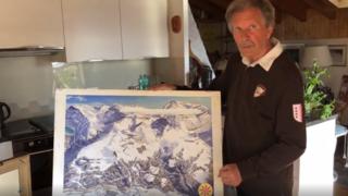 Crans-Montana: il collectionne des milliers de reliques en lien avec l'histoire du Haut-Plateau