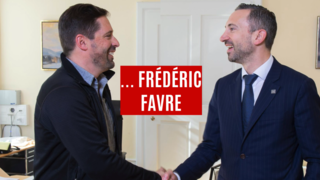 Quand Frédéric Favre rencontre... Frédéric Favre