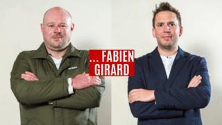 Quand Fabien Girard rencontre... Fabien Girard