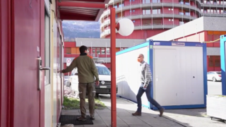 L'Hôpital du Valais met en place un parcours pour les patients potentiellement atteints du Coronavirus